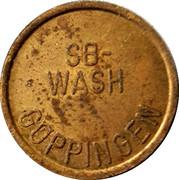 Car Wash Token - SB WASH – obverse