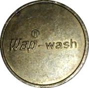 Car Wash Token - Wap-wash (Wash-Park Dorsten) – reverse