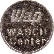 Car Wash Token - Wap Wasch Center – obverse