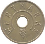 Car Wash Token - Kärcher (Wertmarke; 22 mm) – reverse