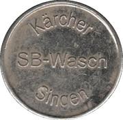 Car Wash Token - Kärcher (Singen) – obverse