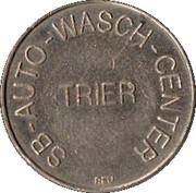 Car Wash Token - Kärcher Clean Park (Trier) – obverse