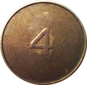Car Wash Token - Kärcher (4) – reverse