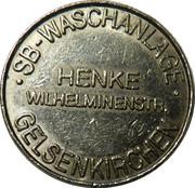 Car Wash Token - Kärcher Clean Park (Gelsenkirchen) – obverse