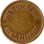 Car Wash Token - Waschpark (Karlsruhe / Mannheim) – reverse