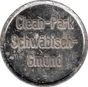 Car Wash Token - Kärcher Clean Park (Schwäbisch Gmünd) – obverse