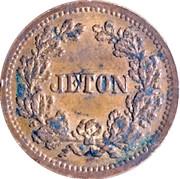 Jeton - Napoleon III – reverse