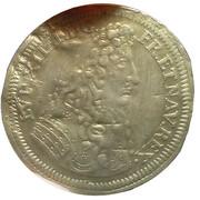 Louis XIV – obverse