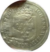 Louis XIV – reverse