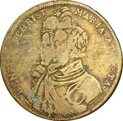 Token - Henri IV (Avec Marie de Médicis) – obverse