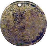 Counter Token - Louis XIIII (Wolf Lauffer II) – obverse