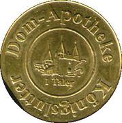 1 Taler - Dom Apotheke & Turm Apotheke (Königslutter, Helmstedt) – obverse