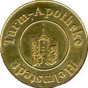 1 Taler - Dom Apotheke & Turm Apotheke (Königslutter, Helmstedt) – reverse