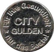 City Gulden - City Apotheke (Heidenheim) – reverse