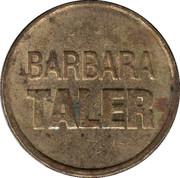 Barbara Taler & Martins Taler – obverse