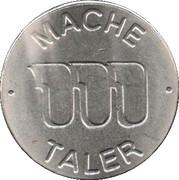 Mache Taler - Apotheke Mache (Stuttgart region) – reverse