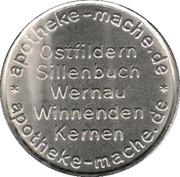 Mache Taler - Apotheke Mache (Stuttgart region) – obverse
