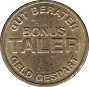 Bonus Taler - Markt-Apotheke (Göppingen) – reverse