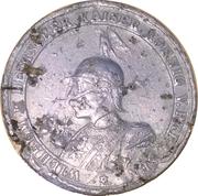 Medal - Kaiser Wilhem II (Hannover Parade) – obverse
