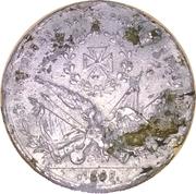 Medal - Kaiser Wilhem II (Hannover Parade) – reverse