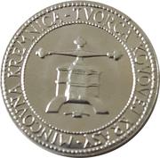 Kremnica Mint Token (665 anniversary) – reverse