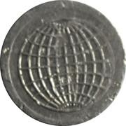 5 Pfennig  (Spielgeld; Globe) – obverse
