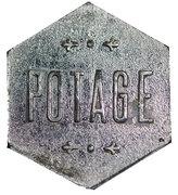 5 Centimes - Potage (St-Rambert-sur-Loire) – reverse
