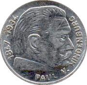 5 Deutsches Spielgeld (Paul v. Hindenburg) – obverse