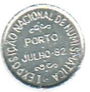 Numismatics Exposition (Miniature coin) – obverse