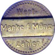Token - AEG (Berlin) – reverse