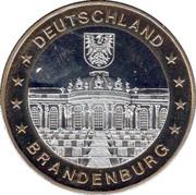 Token - Deutschland Einigkeit Recht Freiheit (Brandenburg) – obverse