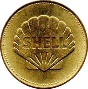 Shell Token - Man In Flight (Wilbur & Orville Wright) – reverse