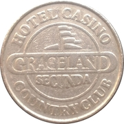 1 Rand - Graceland Casino – obverse