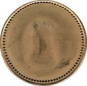 Token - Siebzehnte Münzenbörse Bad Cannstatt – reverse