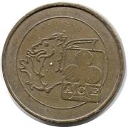 10 Pence - Ace – obverse