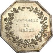 Compagnie du Rhône, Société Anonyme – reverse