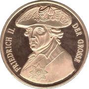 Token - Friedrich der Große – obverse