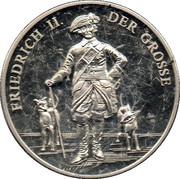 Token - Friedrich II. der Grosse – obverse
