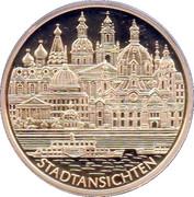 Token - Dresden (Frauenkirche) – reverse