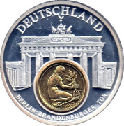 Token - European Currency (Germany) – obverse