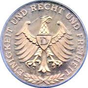Token - Einigkeit und Recht und Freiheit (200 Jahre Brandenburger Tor) – reverse