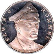 Medal - Rommel (Afrikakorps) – obverse