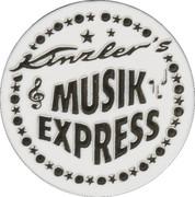 Token - Kinzler Musik Express – obverse