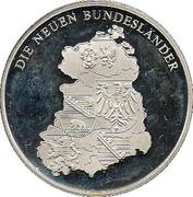 Token - Die Neuen Bundesländer – obverse