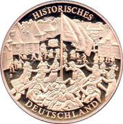 Token - Wilhelm II – reverse