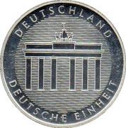 Token - 5 Neuen Bundesländer – reverse