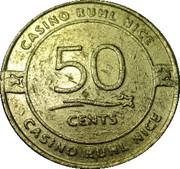 50 Cents - Casino Ruhl (Nice) – obverse