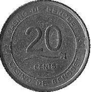 20 Cents - Casino Benodet – obverse