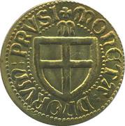 Replica - Szeląg (Moneta Prusia) – obverse