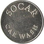 Car Wash Token - Socar – obverse